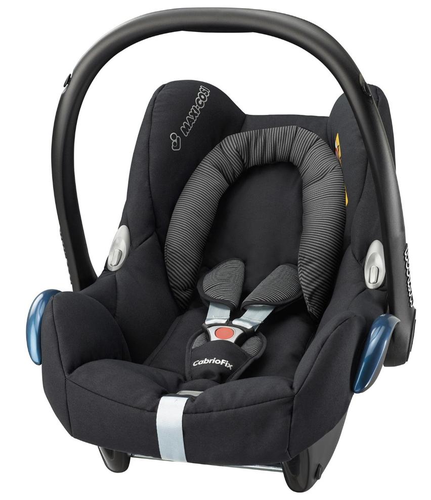 İkiz bebek arabası seçimi - maxi cosi / cabriofix